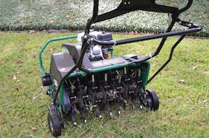 Lawn Aerator Acworth GA
