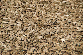 hardwood mulch chips for ground cover