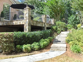 top landscaping company in Acworth GA
