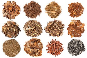 Hardwood Mulch Varieties
